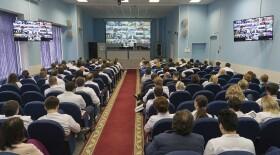 Главный онколог РФ открыл в Москве школу ассоциации директоров центров и институтов онкологии и рентгенорадиологии стран СНГ и Евразии