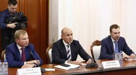Виктор Харитонин предложил Краснодарскому краю построить центр ядерной медицины