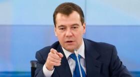 Медведев пригрозил уголовной ответственностью за нарушения при выполнении нацпроектов