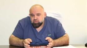 Денис Проценко: «Хочу создать онкослужбу как минимум не хуже, чем в 62-й больнице»