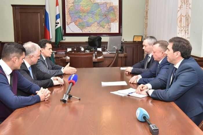 Глава Новосибирской области: при строительстве онкоцентра нельзя терять время из-за амбиций