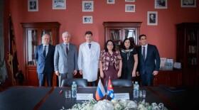 ФГБУ «НМИЦ радиологии» Минздрава России, Институт онкологии и  Министерство здравоохранения Республики Куба подписали Меморандум о сотрудничестве