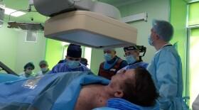 Первая в России операция по радиоэмболизации печени отечественными радиоисточниками выполнена в НМИЦ радиологии