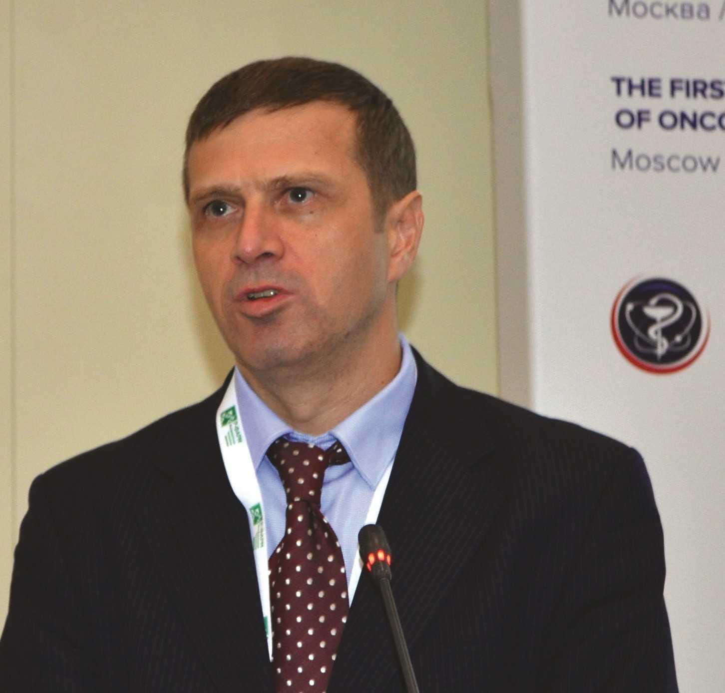 Николай Александрович Скринский,  генеральный директор АО «Швабе»