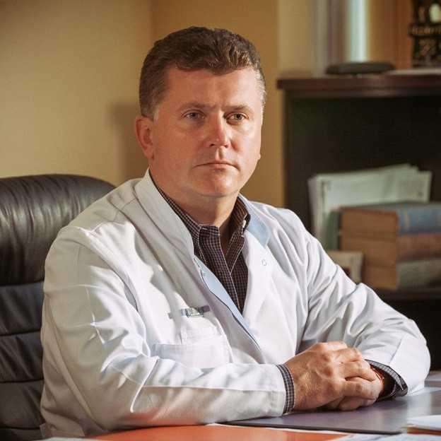 Андрей Александрович Костин,  д.м.н., профессор, первый заместитель генерального директора ФГБУ «НМИЦ радиологии» Минздрава России, главный внештатный специалист Министерства здравоохранения Московской области по профилю «онкология»