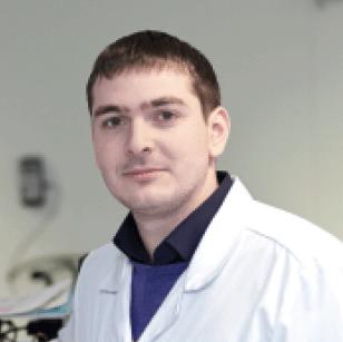 Руководитель Репробанка, врач клинической лабораторной диагностики, Автандил Георгиевич Чоговадзе