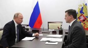 Губернатор Нижегородской области попросил у Путина помощи в строительстве онкоцентра