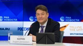 Андрей Каприн подвел итоги выполнения проекта в 2019 году