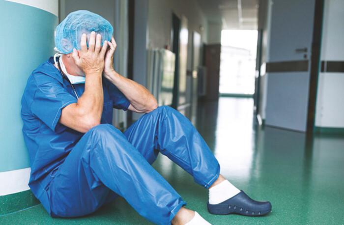Хронический стресс у работников онкологических учреждений