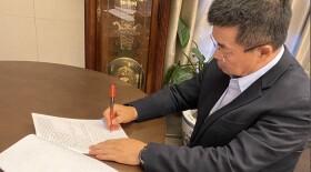 НМИЦ радиологии заключил соглашение о взаимном сотрудничестве с Онкологической клиникой и Школой онкологии Пекинского Университета