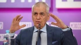 Онищенко объяснил низкое число онкозаболеваний в южных регионах