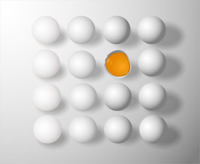 Риск диабета связали с куриными яйцами