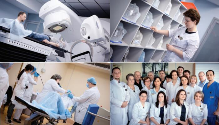 Новое отделение реабилитации после лучевой терапии в МНИОИ им. П.А. Герцена