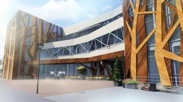 Институт ядерной медицины будет оснащен высокоточным оборудованием Varian. В здании применят технологии «умного дома»